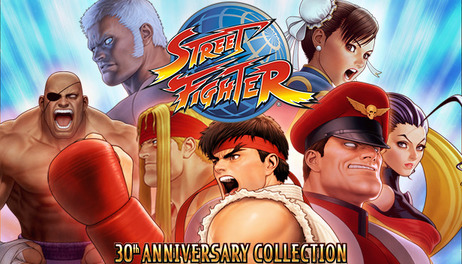 Купить Street Fighter 30th Anniversary Collection