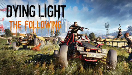 Купить Dying Light: The Following