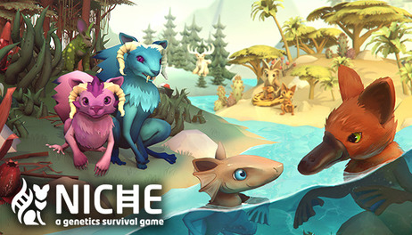 Купить Niche - a genetics survival game