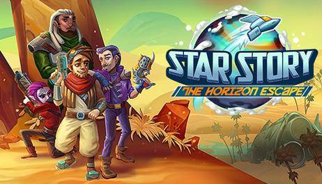 Купить Star Story: The Horizon Escape