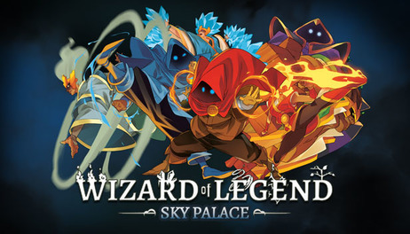 Купить Wizard of Legend