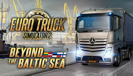 Купить Euro Truck Simulator 2 - Beyond the Baltic Sea