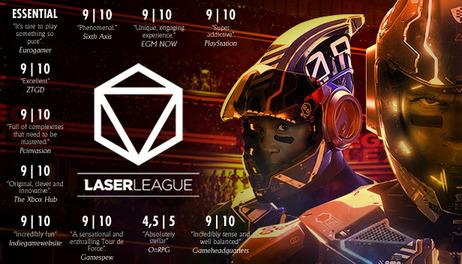 Купить Laser League