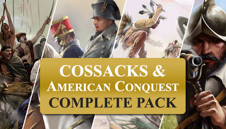Купить Cossacks and American Conquest Pack
