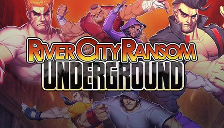 Купить River City Ransom: Underground