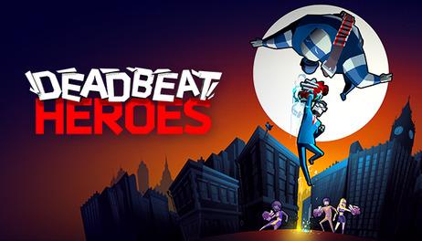 Купить Deadbeat Heroes