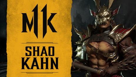 Купить Mortal Kombat 11 Shao Kahn