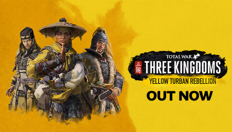 Купить Total War: THREE KINGDOMS - Yellow Turban Rebellion