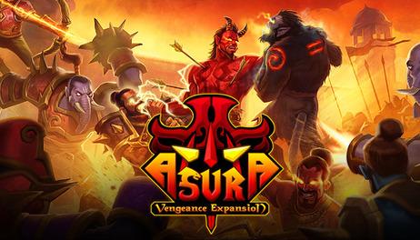 Купить Asura: Vengeance Expansion