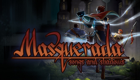 Купить Masquerada: Songs and Shadows