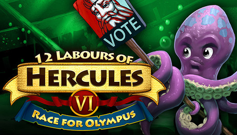 Купить 12 Labours of Hercules VI: Race for Olympus (Platinum Edition)