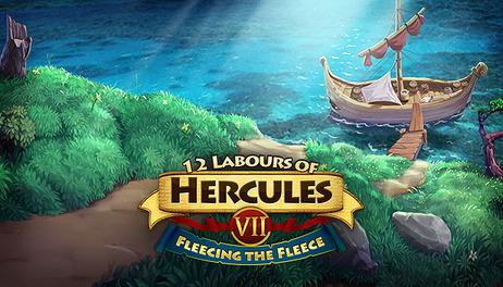 Купить 12 Labours of Hercules VII: Fleecing the Fleece (Platinum Edition)