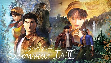 Купить Shenmue I & II