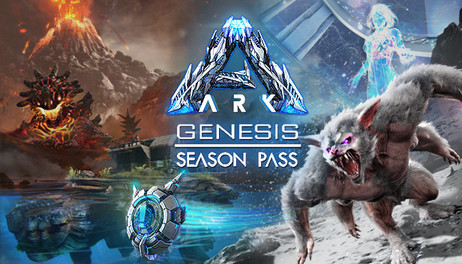 Купить ARK: Genesis Season Pass