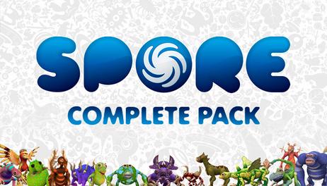 Купить SPORE Complete Pack