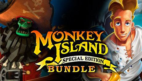 Купить Monkey Island: Special Edition Bundle