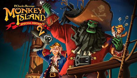 Купить Monkey Island 2 Special Edition: LeChuck's Revenge