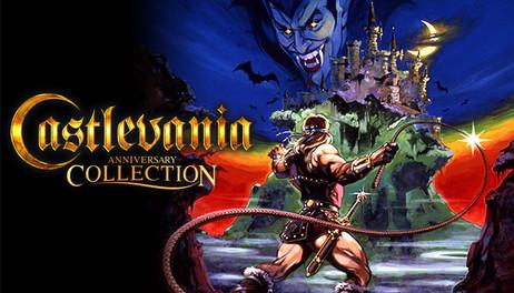 Купить Castlevania Anniversary Collection