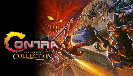 Купить Contra Anniversary Collection
