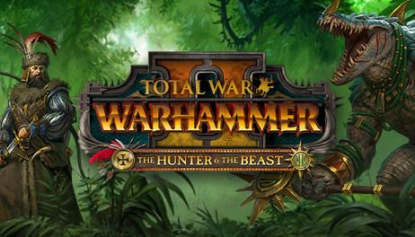 Купить Total War: WARHAMMER II - The Hunter & The Beast