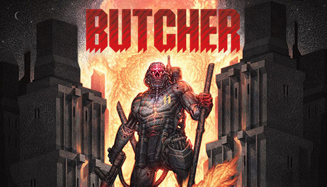 Купить BUTCHER