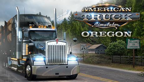 Купить American Truck Simulator - Oregon