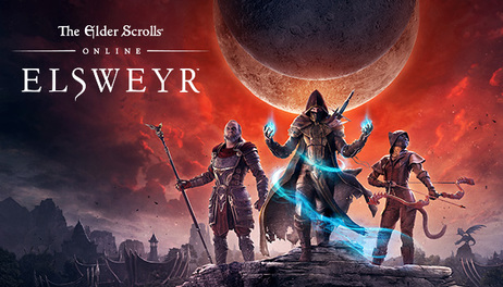 Купить The Elder Scrolls Online + Elsweyr + Morrowind + Summerset