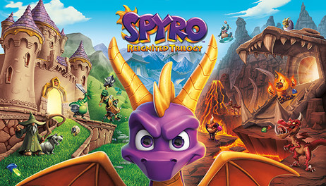 Купить Spyro Reignited Trilogy GLOBAL