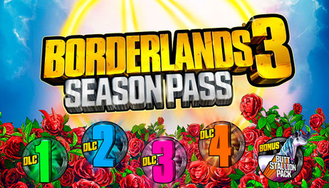 Купить Borderlands 3 Season Pass