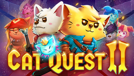 Купить Cat Quest II
