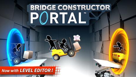 Купить Bridge Constructor Portal