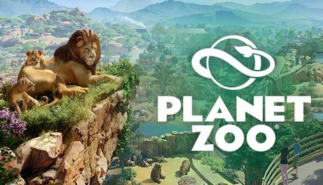 Купить Planet Zoo