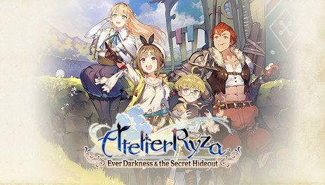 Купить Atelier Ryza: Ever Darkness & the Secret Hideout
