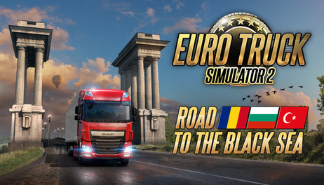 Купить Euro Truck Simulator 2 - Road to the Black Sea