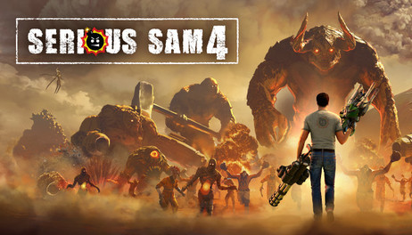 Купить Serious Sam 4: Planet Badass