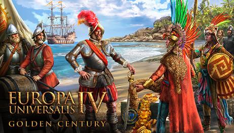 Купить Europa Universalis IV: Golden Century - Immersion Pack