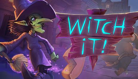 Купить Witch It