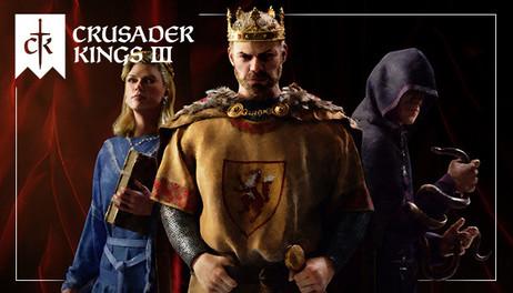 Купить Crusader Kings III