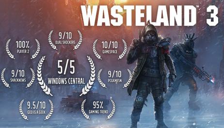 Купить Wasteland 3 + Бонус предзаказа