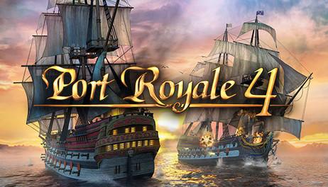 Купить Port Royale 4
