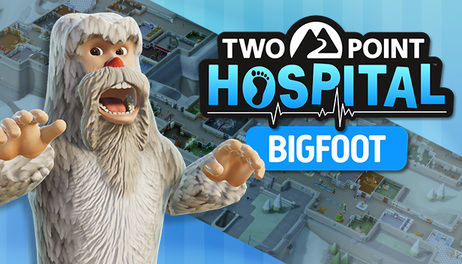 Купить Two Point Hospital: Bigfoot