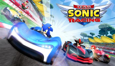 Купить Team Sonic Racing