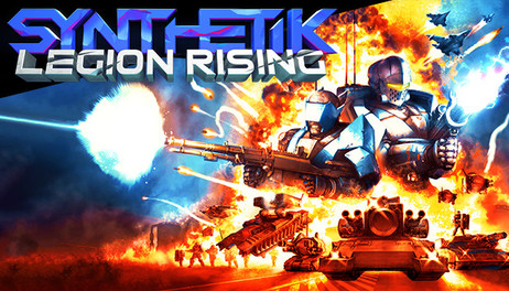 Купить SYNTHETIK: Legion Rising