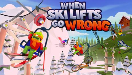 Купить When Ski Lifts Go Wrong