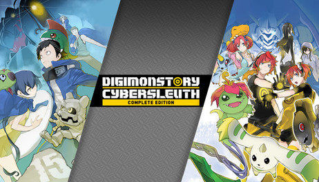 Купить Digimon Story Cyber Sleuth: Complete Edition