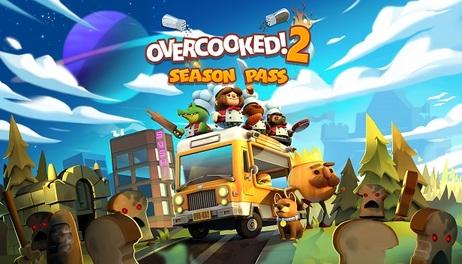 Купить Overcooked! 2 - Season Pass