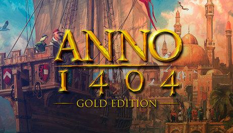 Купить Anno 1404 Gold