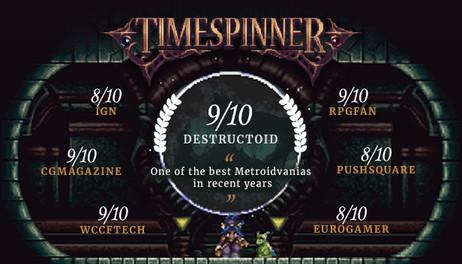 Купить Timespinner