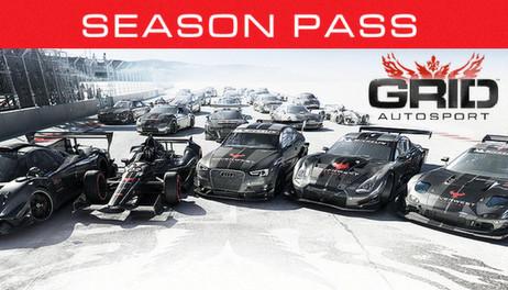 Купить Grid Autosport Season Pass