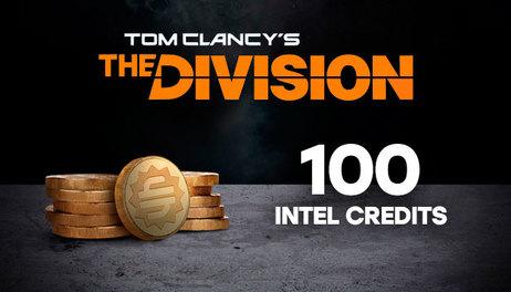 Купить Tom Clancys The Division - 100 Intel Credits